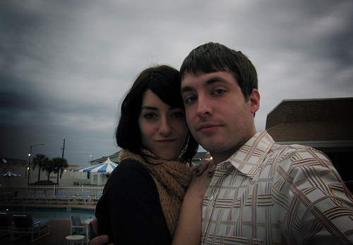 Erin and Jeremy