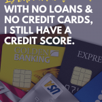 Is Dave Ramsey Wrong? With No Loans and No Credit Cards, I still have a Credit Score.