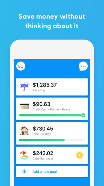 Digit Mobile App Demo