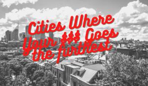 city costs