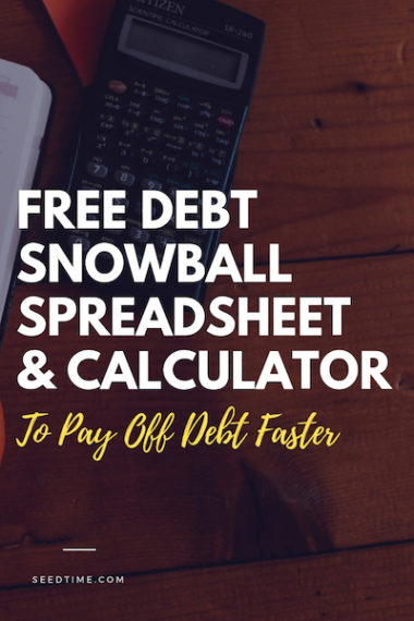 picture relating to Free Printable Debt Snowball Worksheet referred to as Unique Finance Via The Guide Person Finance As a result of The Ebook